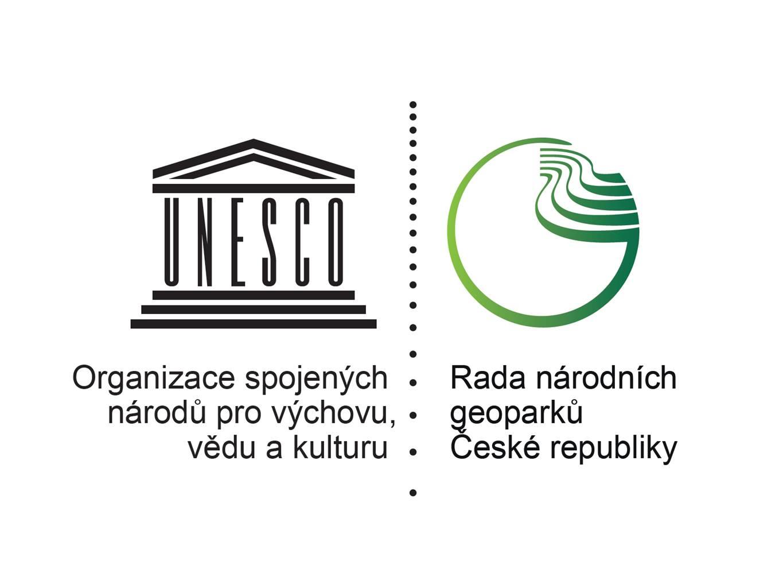 Rada národních geoparků - logo