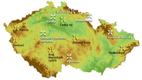 lgeoparky mapa
