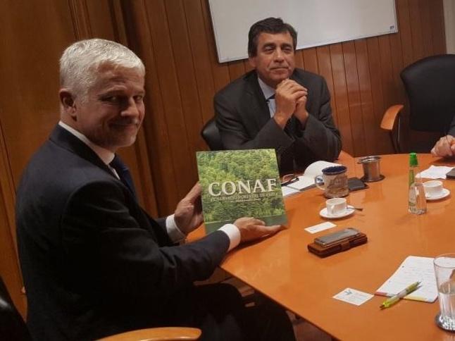 Česká republika prezentuje v Chile své know-how v oblasti životního prostředí