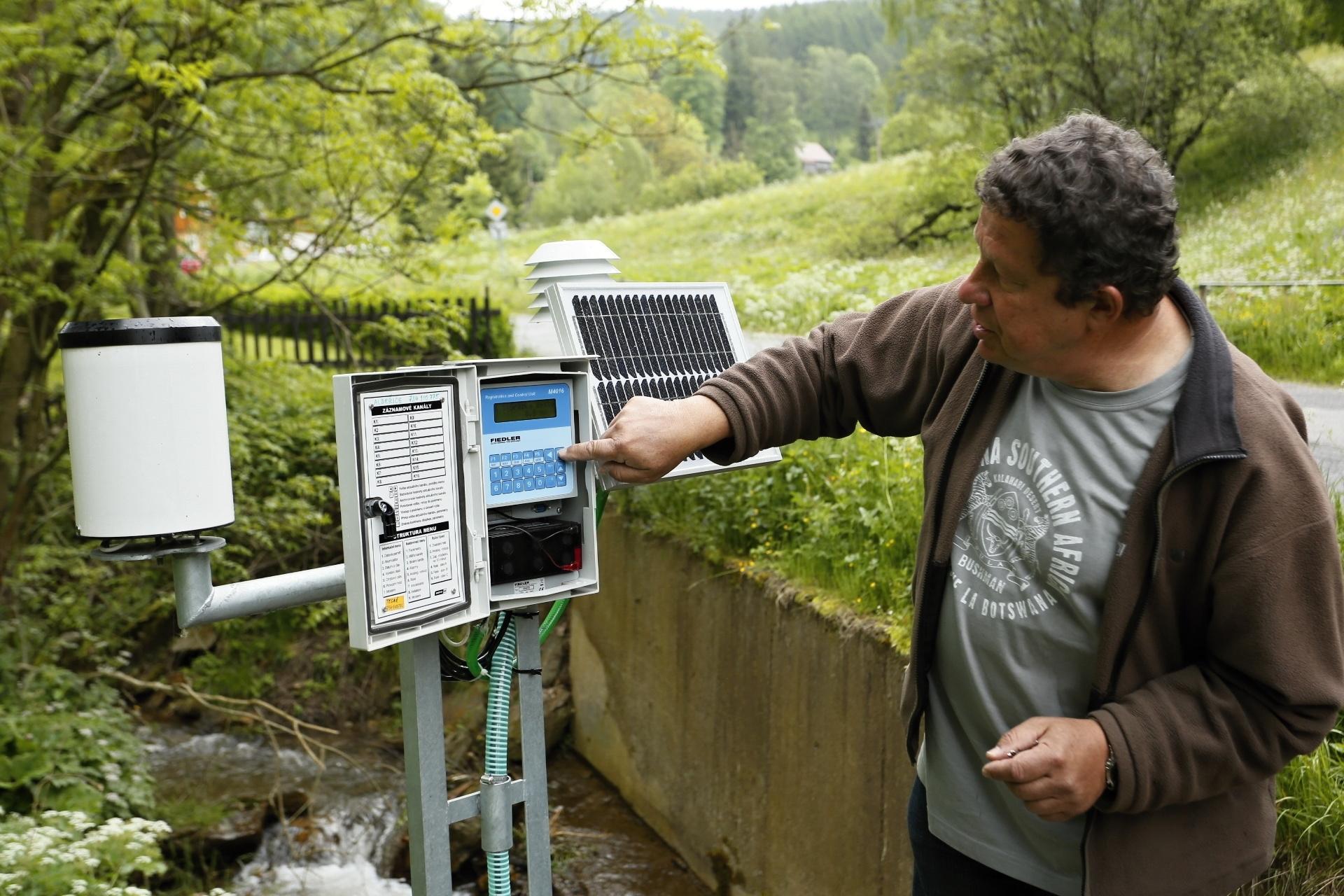 KRNAP: Systém včasné výstrahy ochrání před povodněmi