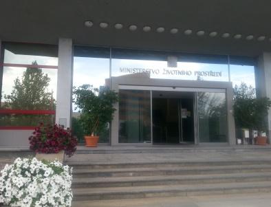 Ministr Brabec dnes schválil projekty OPŽP za více než 3 miliardy Kč