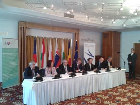 Náměstek Jan Kříž na zasedání visegrádské čtyřky jednal očistším ovzduší, odpadovém hospodářství či klimatu