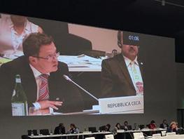 Náměstci MŽP a MPO Jan Kříž a Pavel Šolc v Miláně jednali o chystaném rámci pro postup v energetice a klimatu do roku 2030