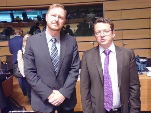 Náměstek Jan Kříž jednal v Lucemburku o budoucích emisních stropech a globální ochraně klimatu