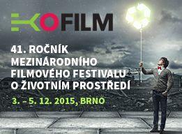 EKOFILM zasáhne (nejen) Brno