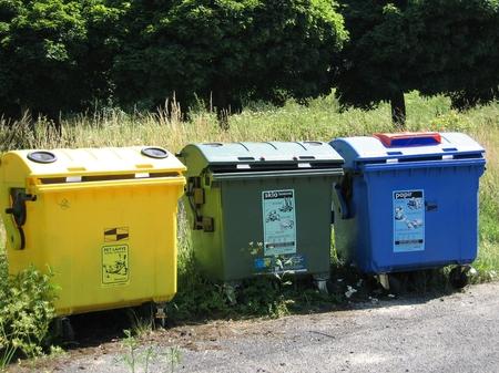 MŽP informuje o produkci odpadů  za 2014 ve všech krajích ČR