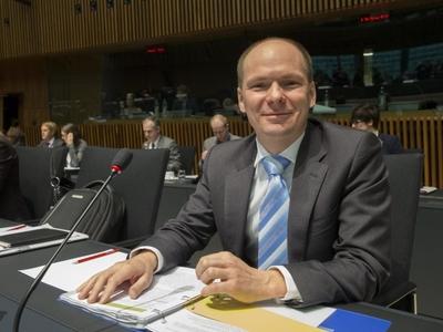 Náměstek V. Smrž jednal v Lucemburku s evropskými ministry ŽP o obchodování s emisemi i udržitelném rozvoji