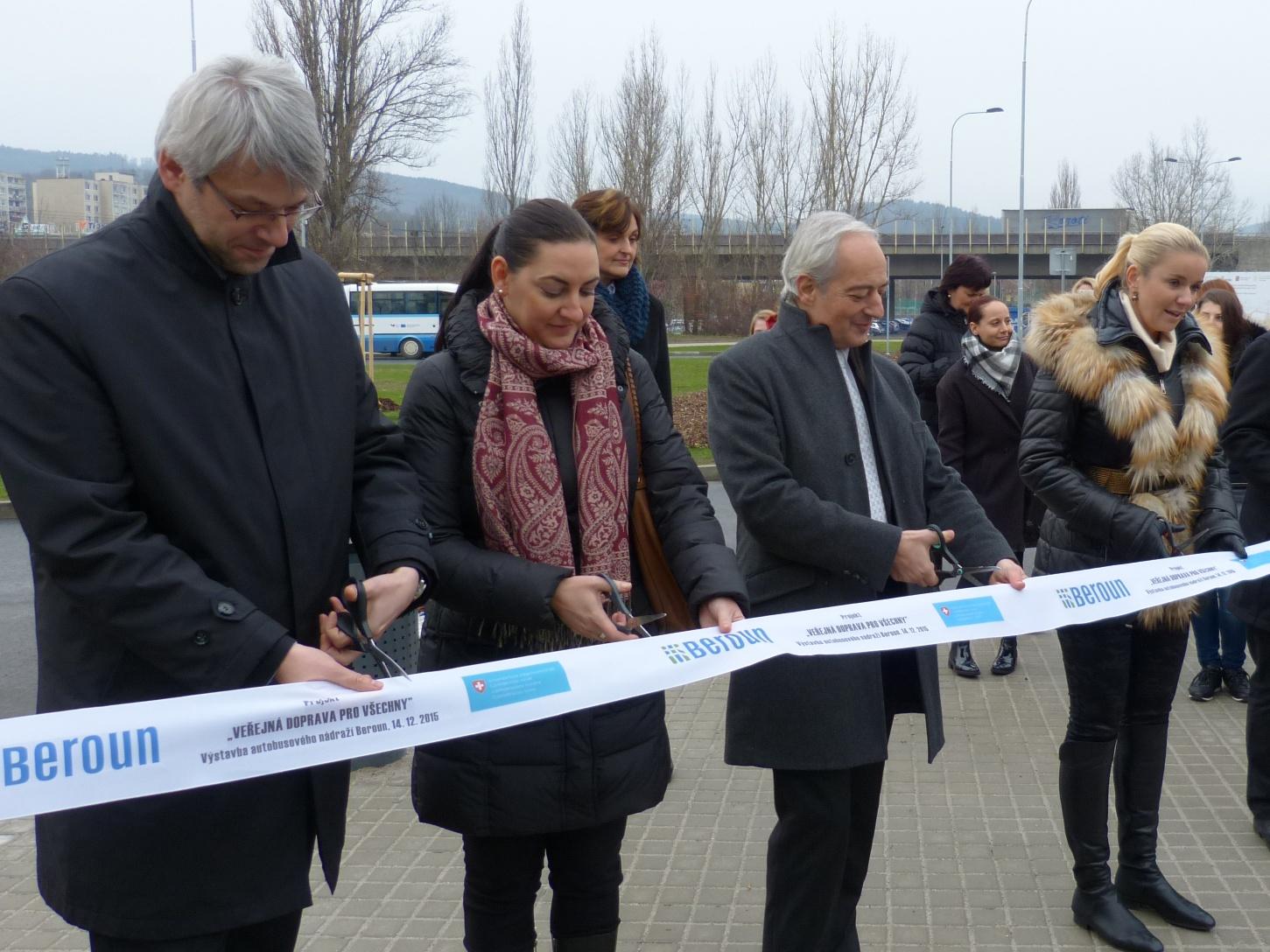 Švýcarské dotace přináší Berounu snížení ekozátěže z dopravy