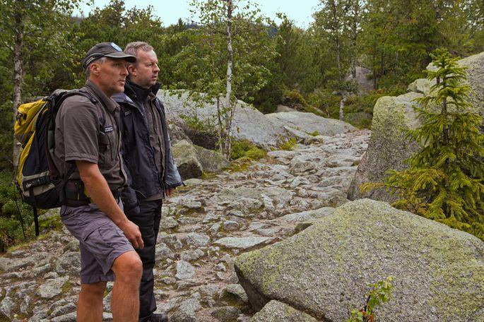 Ministr Brabec na den strážcem šumavské přírody