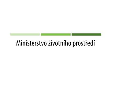 Reakce MŽP na vyjádření opozičních politiků k čerpání OPŽP ve včerejší reportáži v Událostech České televize