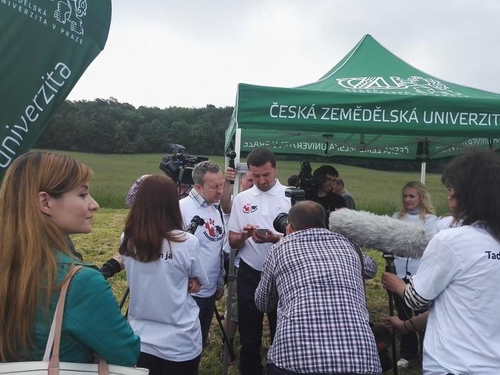 Portál i mobilní aplikace SENOSEČ se osvědčují: Letos zachránily 553 zvířat