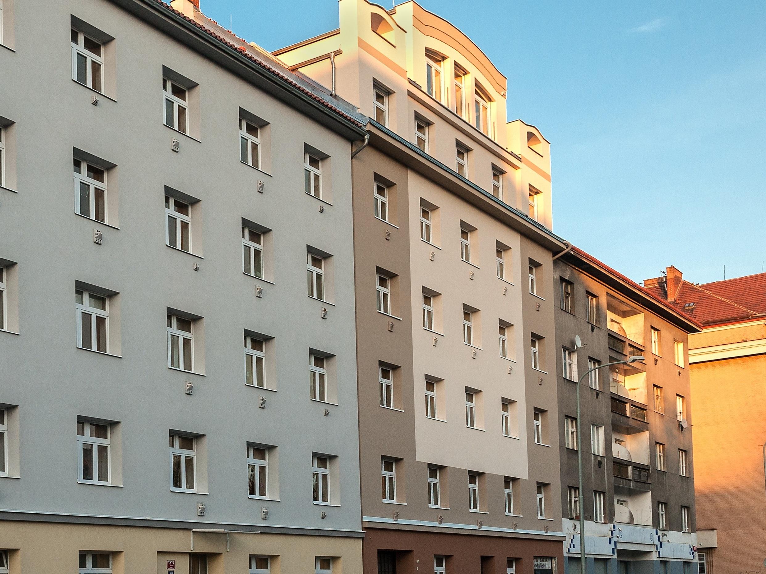 Nová zelená úsporám: nově na výstavbu nízkoenergetických bytových domů, zelené střechy a využívání tepla z odpadní vody