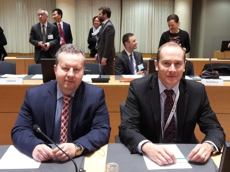 Ministr Brabec v Bruselu jednal o obchodování s emisemi, odpadech či hodnocení států v aplikaci unijních zákonů o životním prostředí