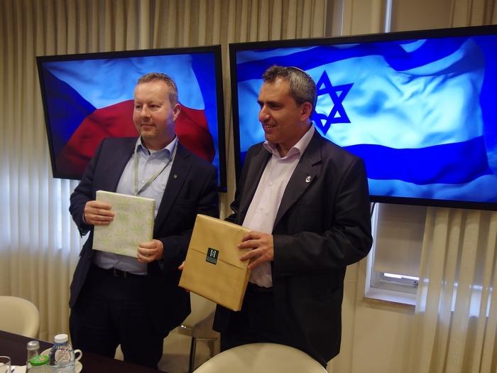 Izraelská inspirace pro rozvoj vodohospodářství v ČR