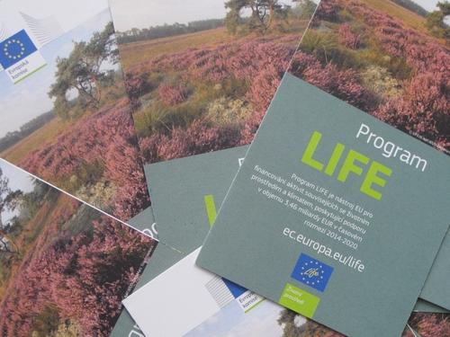 Díky podpoře MŽP je rok 2016 pro české projekty v programu LIFE rekordní