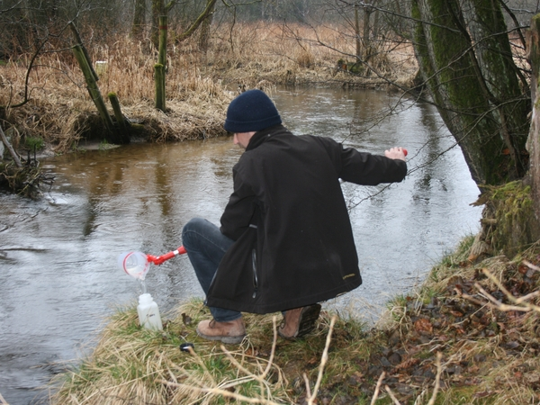 """Zahájení projektu """"Podpora přirozeného prostředí a výskytu perlorodky říční v povodí Malše"""""""