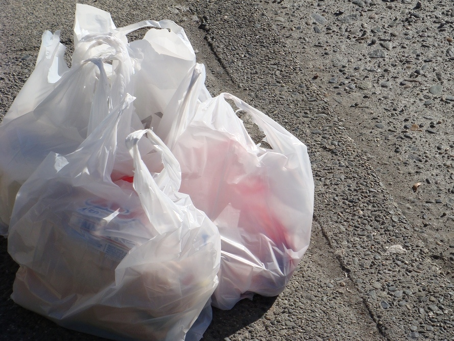 Plastové tašky zdarma končí