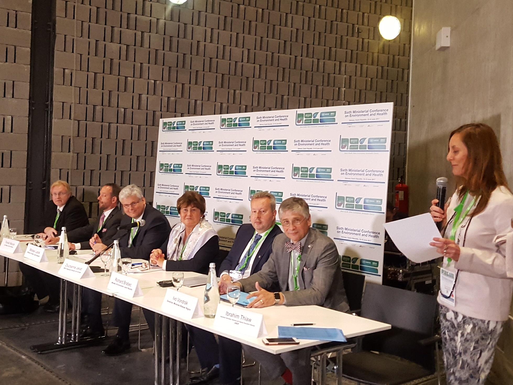 Organizace spojených národů tlačí na Evropu, aby jednala kvůli 1,4 milionu zemřelých v důsledku znečištěného životního prostředí