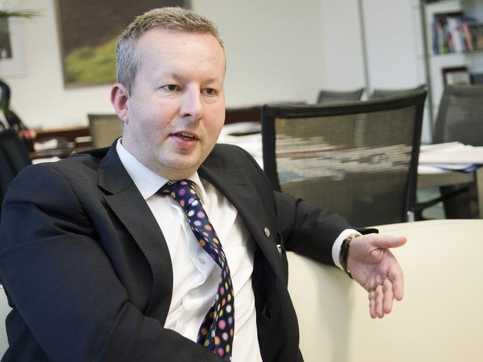 Ministr Brabec: V boji s krádežemi kovů se nám daří