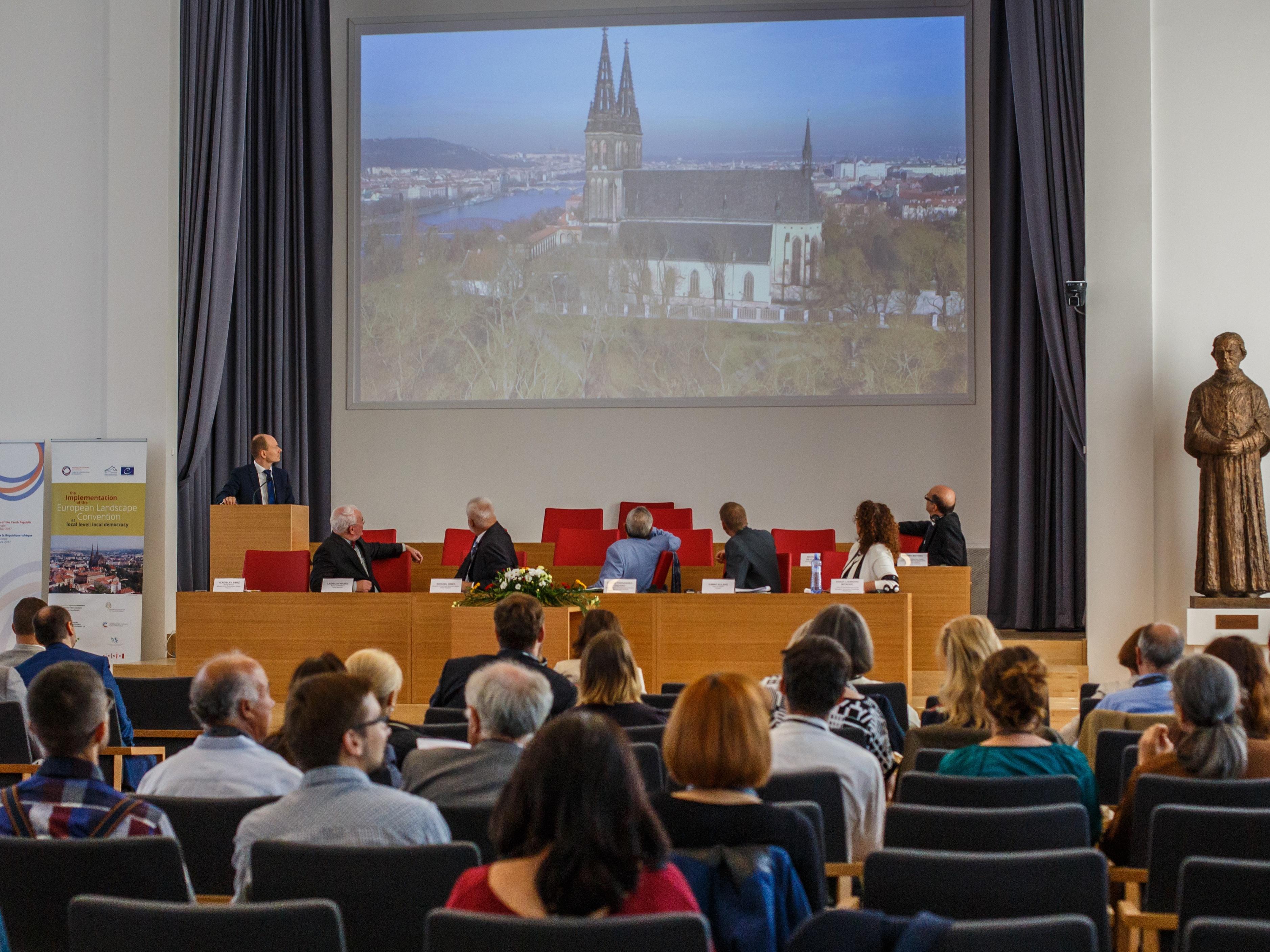V Brně se koná zasedání Rady Evropy k implementaci Evropské úmluvy o krajině