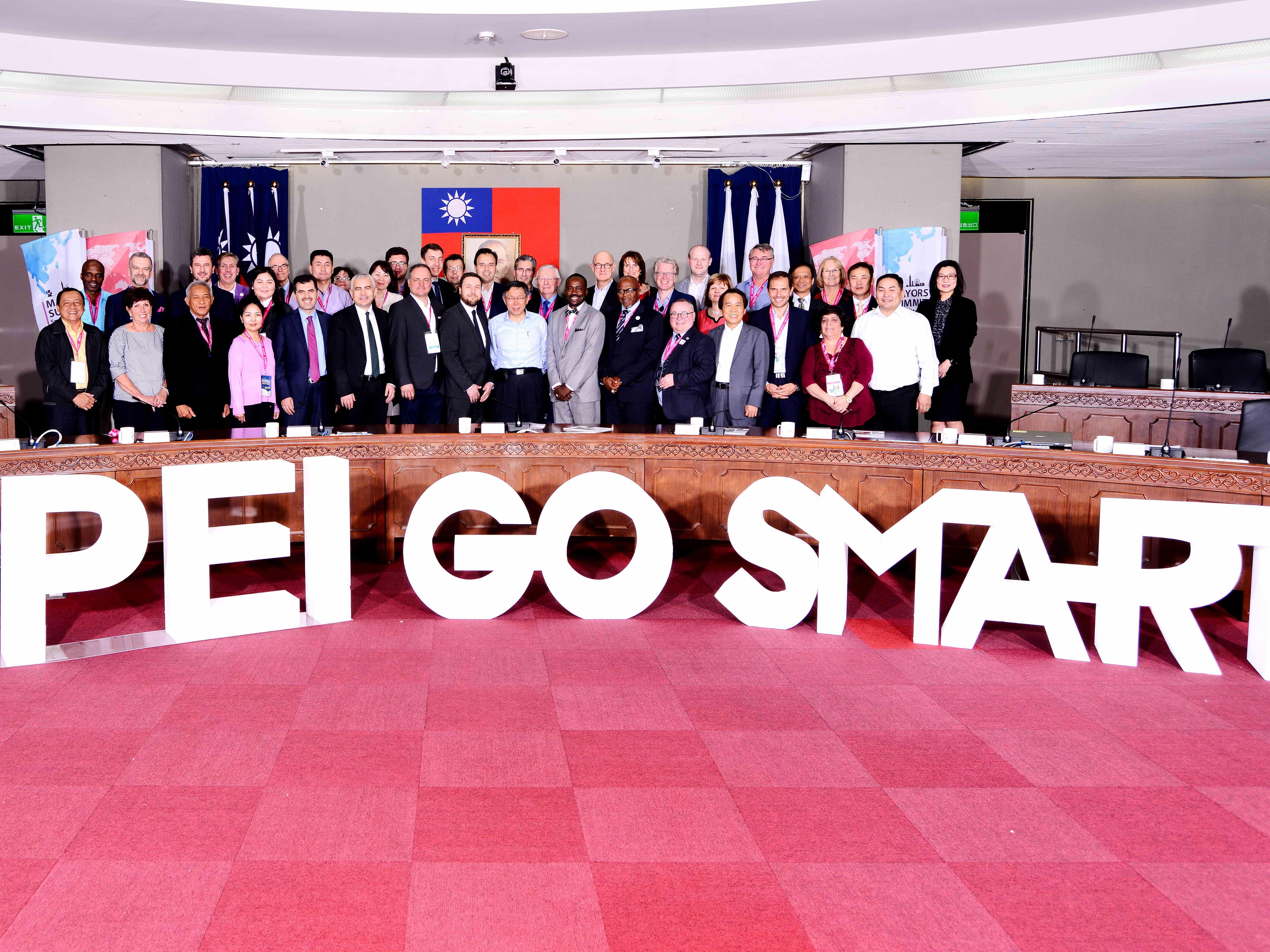 """Mezinárodní kongres Smart cities v Taipei posunul realizaci technologií pro """"chytrá města"""" o kus dál"""