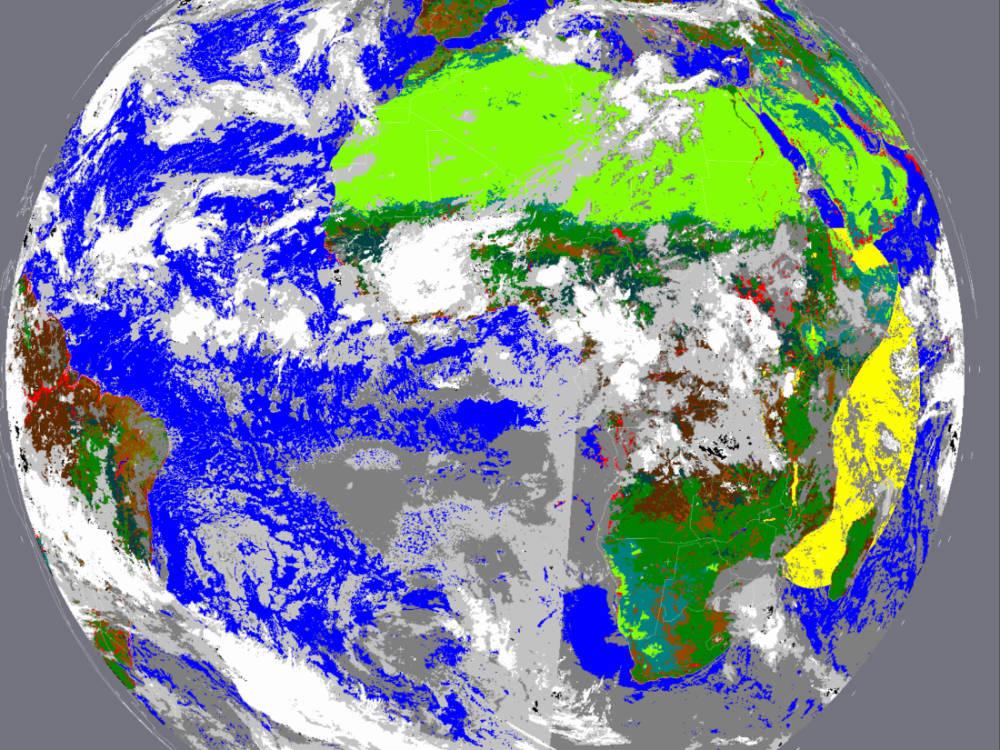 Třetí polární družice z rodiny Metop přinese další zpřesnění předpovědí počasí