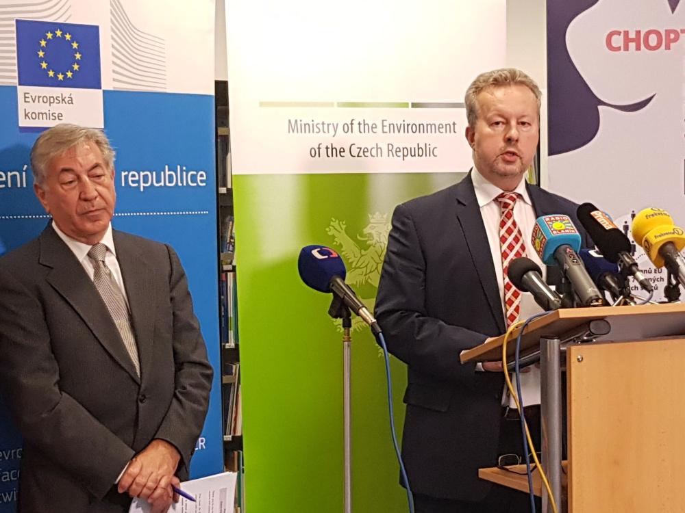 Ministr Brabec představil nové kroky státu v boji za lepší kvalitu ovzduší