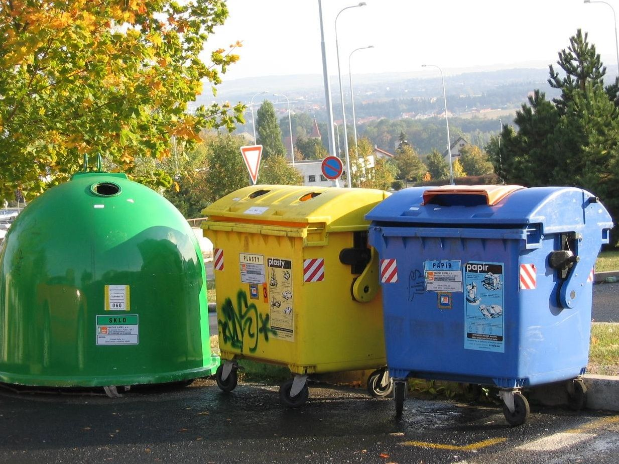 Vykazování údajů o odpadech bude pro obce jednodušší
