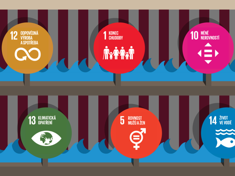 Hlasování o nejlepších projektech pro budoucnost začíná. Veřejnost rozhoduje o Cenách SDGs 2019
