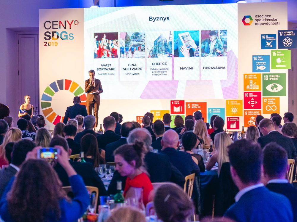Ceny SDGs 2019 ocenily nejlepší české projekty udržitelného rozvoje