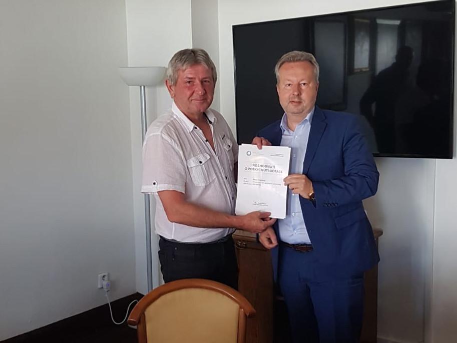 Dotace MŽP přinesly nové zdroje pitné vody pro obce na Pelhřimovsku