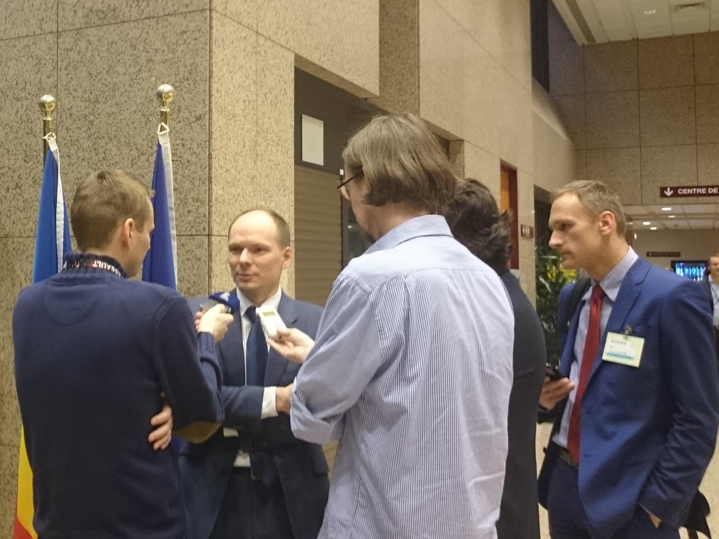 Náměstek Vladislav Smrž jednal v Bruselu s evropskými ministry ŽP o ovzduší a biologické rozmanitosti