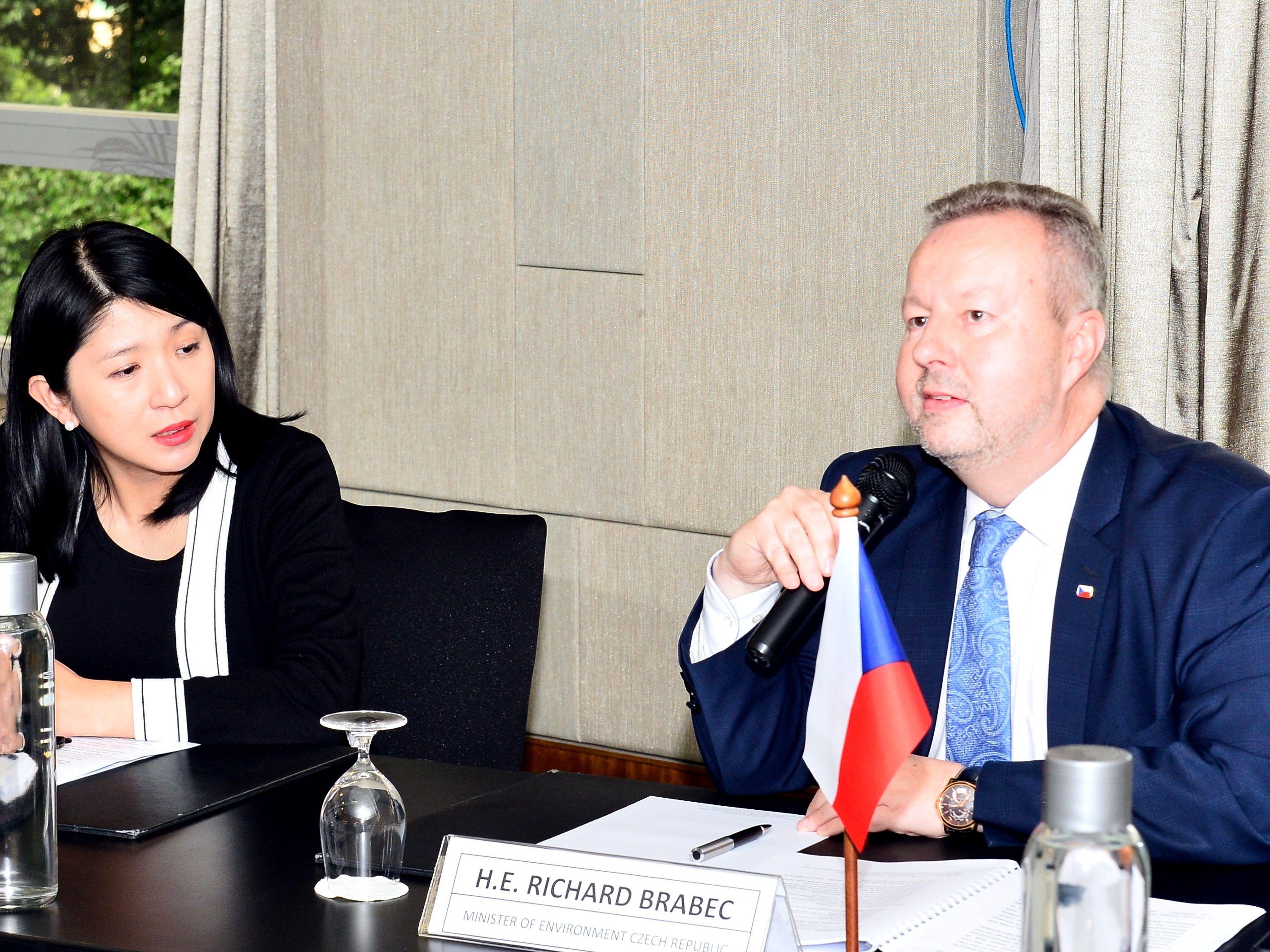 České odpadové hospodářství inspiruje Malajsii i Vietnam