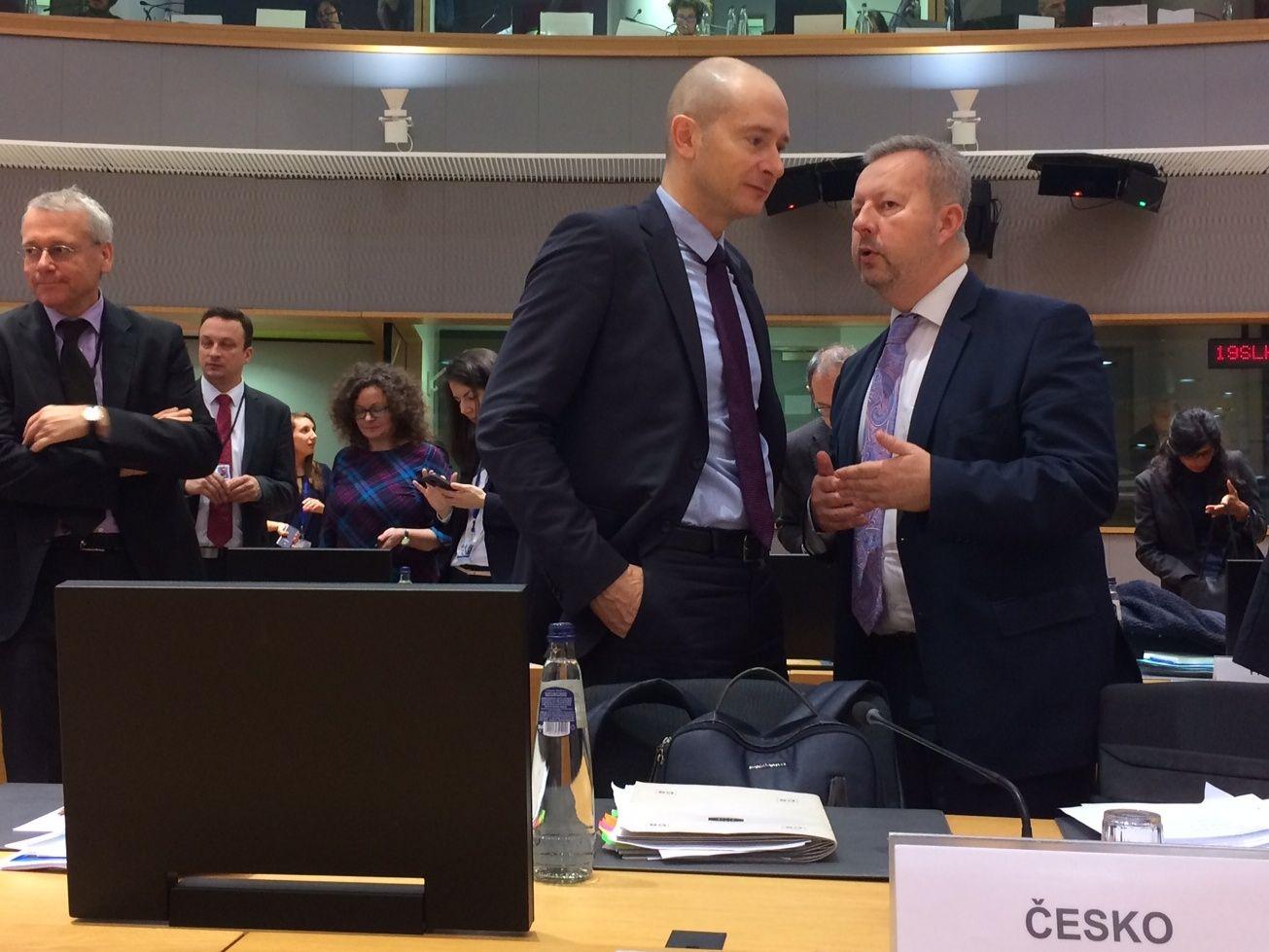 Ministři EU diskutovali o Zelené dohodě pro Evropu