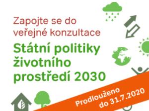 Ministerstvo životního prostředí zahajuje veřejnou konzultaci k návrhu Státní politiky životního prostředí