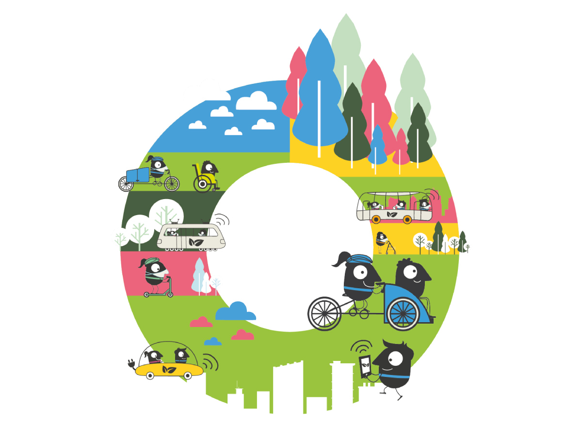 EVROPSKÝ TÝDEN MOBILITY 2020: Vloni se zapojilo 3134 obcí. Budete letos jednou z nich?