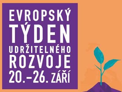Připojte se kEvropskému týdnu udržitelného rozvoje
