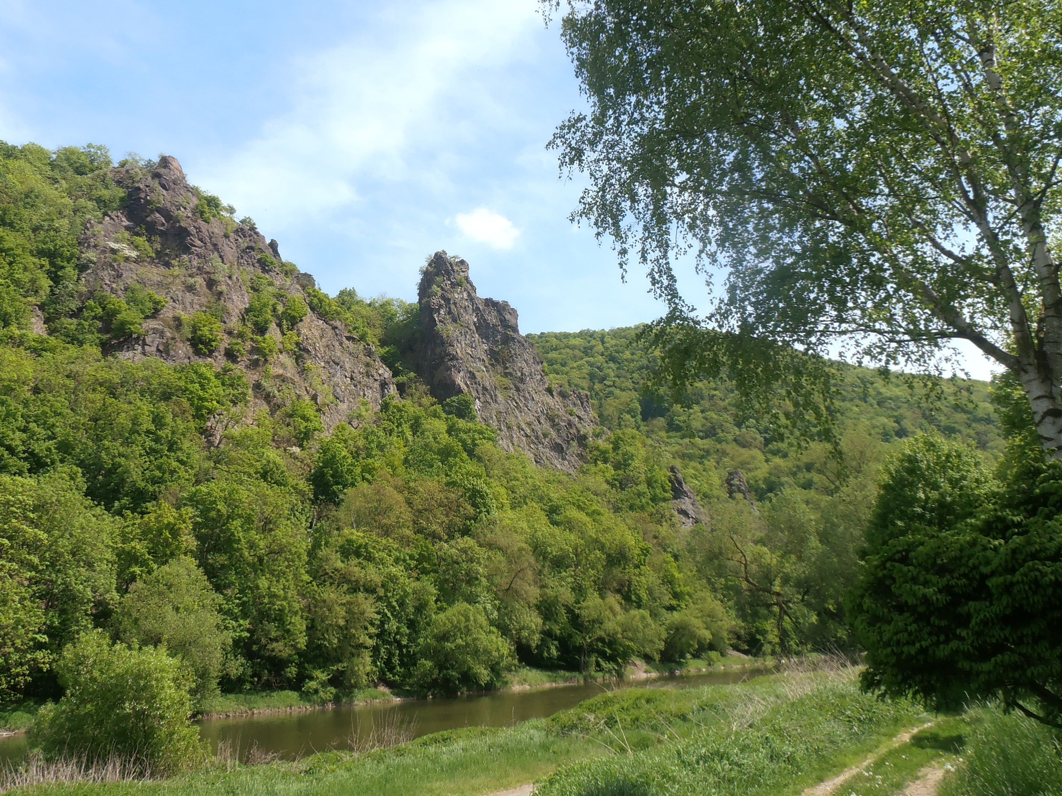 Geopark Barrandien je národním geoparkem, oficiální certifikací vyvrcholily několikaleté snahy Ekologického centra Orlov