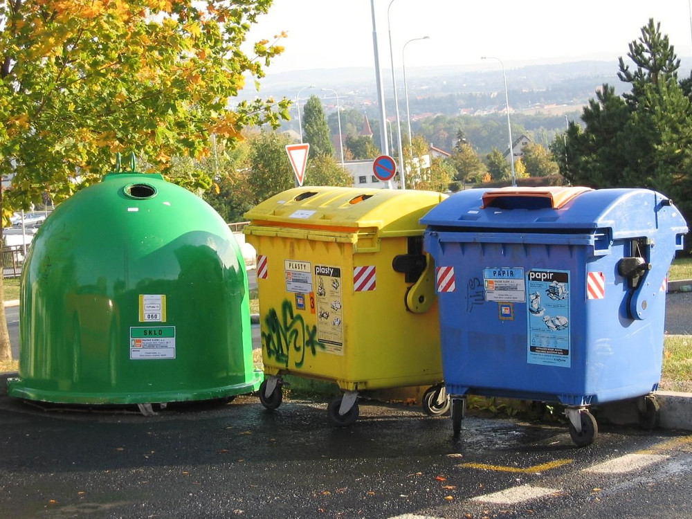 ČR nastupuje trend: od skládkování ke třídění, recyklaci a materiálovému využití na maximum