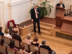 Národní konference EVVO přitáhla do Brna ekovýchovníky, úředníky a učitele z celé ČR