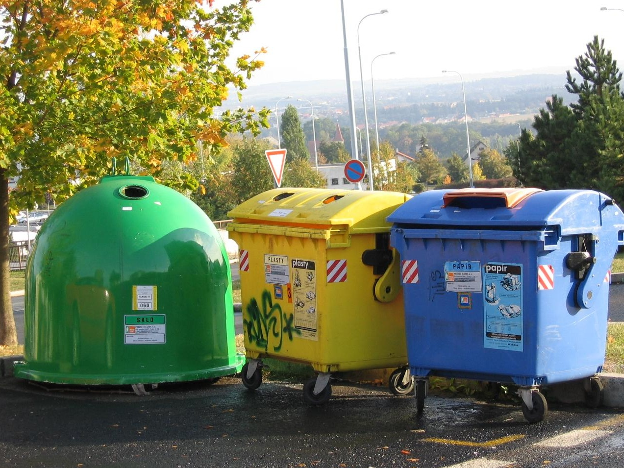 Nová odpadová data MŽP za 2017: stagnace produkce odpadů vČR a naprostá dominance skládkování komunálních odpadů