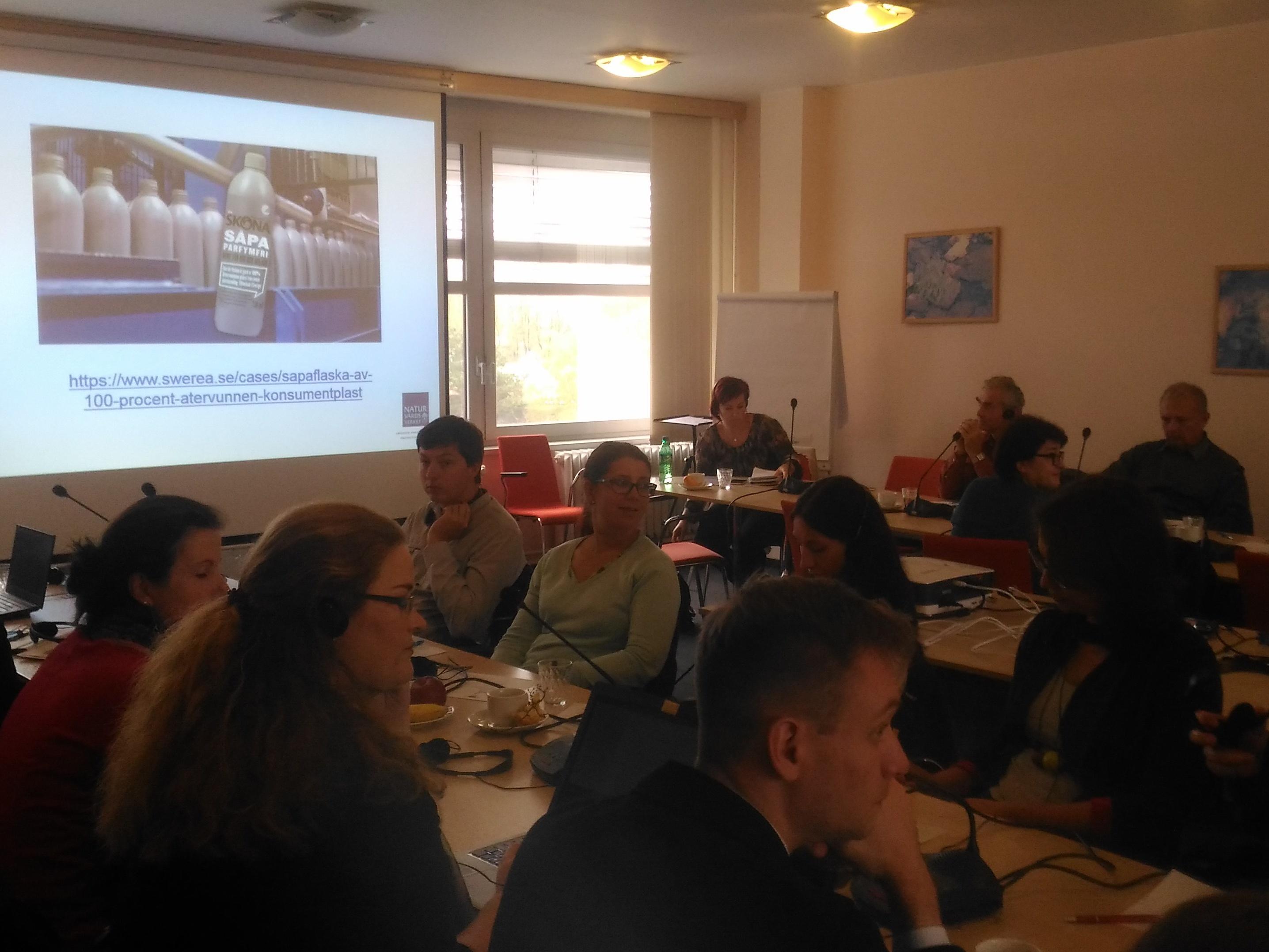 Mezinárodní zkušenosti pomáhají – na MŽP diskutovali experti ze Švédska, Slovenska a ČR o budoucnosti plastů