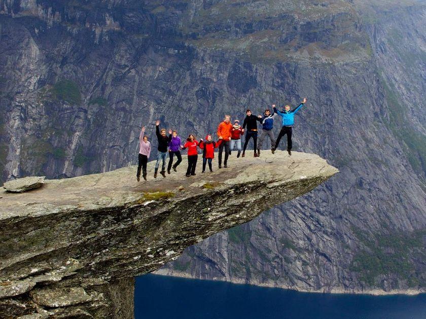 Norské fondy se rozjíždí. Dotační výzva Trolltunga posílí mezinárodní spolupráci na ochraně životního prostředí