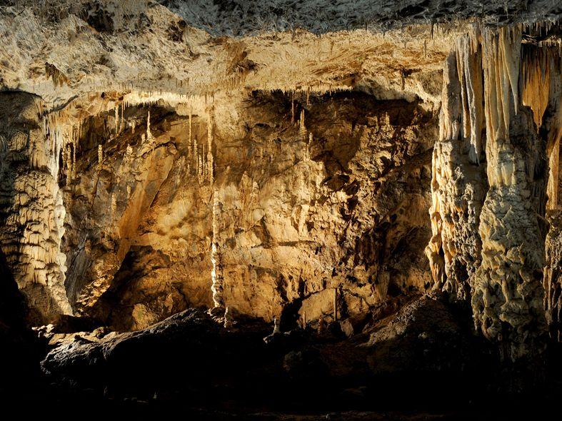 Zahájení sezony již tuto sobotu a spoustu novinek hlásí zpřístupněné jeskyně ČR
