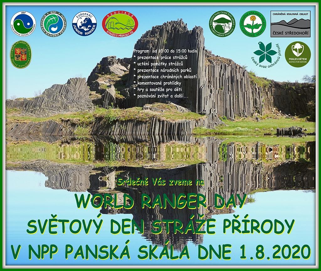 Pozvánka na Světový den stráže přírody