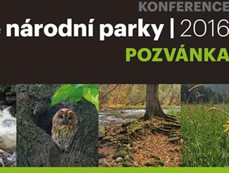 2 akce na téma budoucnost národních parků, výstava fotografií a minuty z přírody ve vysílání ČT. Na podzim 2016 vyvrcholí oslavy výročí národních parků