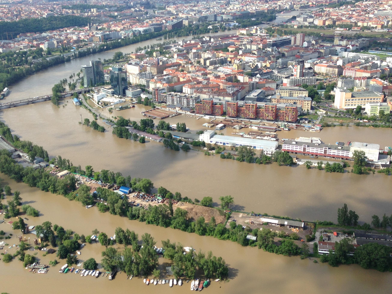 Do 10. srpna se můžete přihlásit na mezinárodní vědeckou konferenci Povodně 1997 a 2002 (20 a 15 let poté)