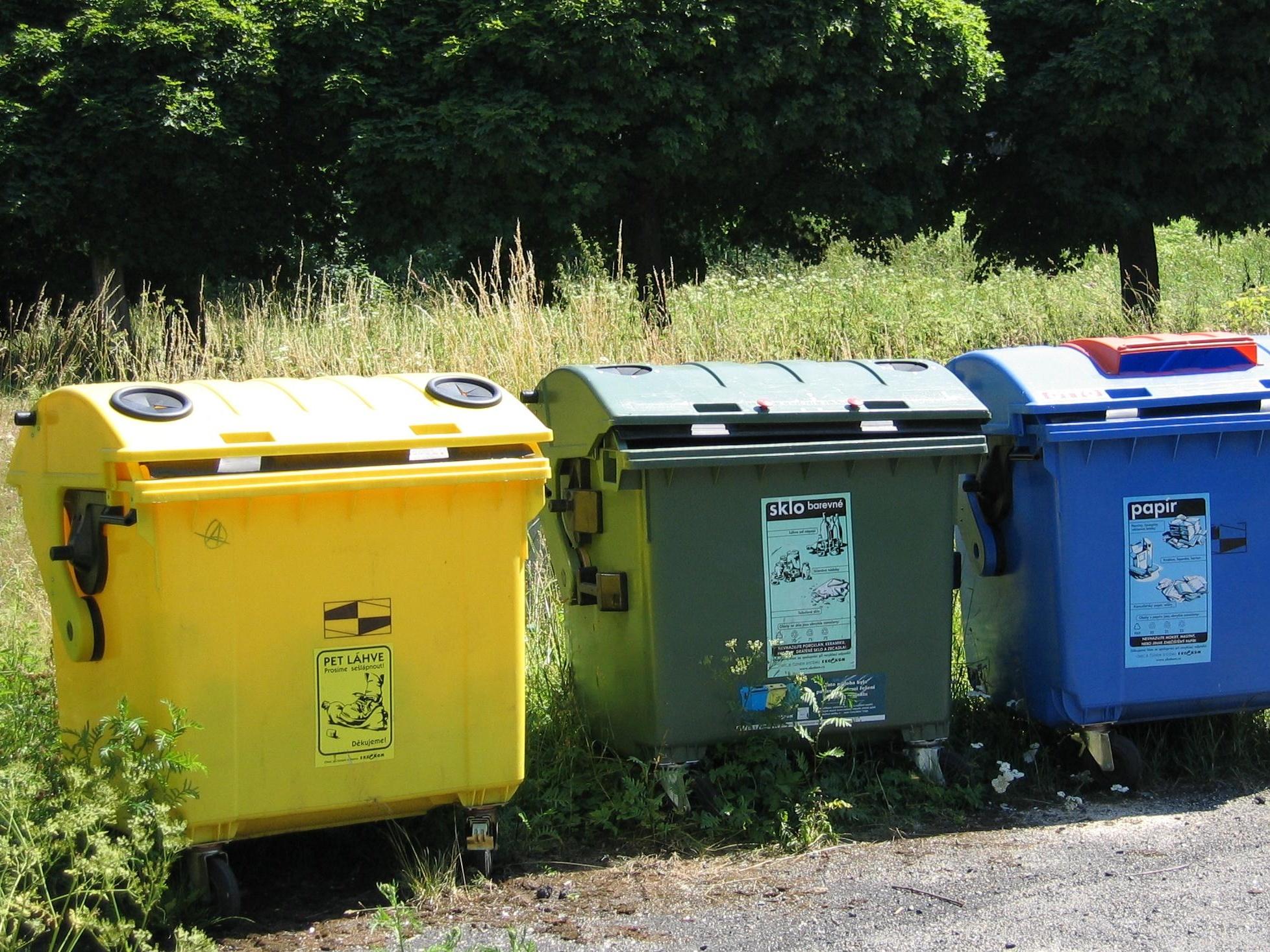 Snižujeme objem odpadu končícího na skládkách. 2 miliardy z OPŽP míří zejména na efektivnější třídění