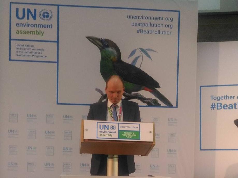 Ministři životního prostředí z celého světa se sešli v Nairobi. Trápí je znečištění naší planety