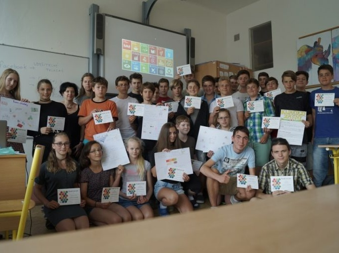 Obce, školy nebo firmy se mohu hlásit do Evropského týdne udržitelného rozvoje